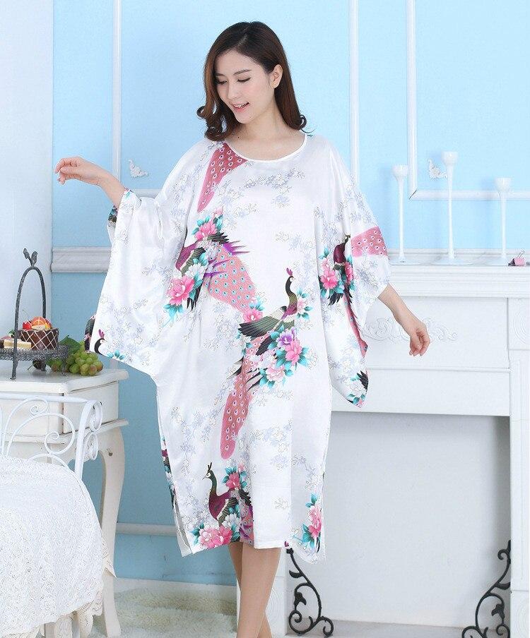 Халаты и платья из Китая