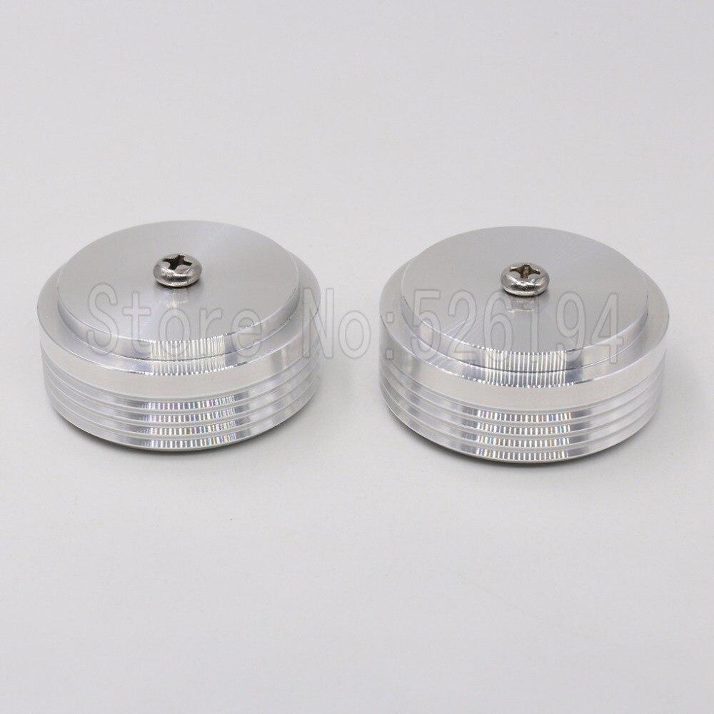 4pcs 39 *17mm audio amplifier speaker feet with Screw thread machine mats pads