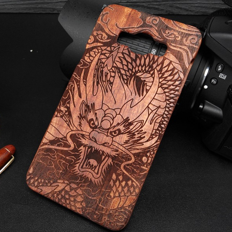 LTS Natural Wood Cases For Samsung A5 2015 Fundas Hard Shell 100% Original Wooden Back Cover For SAMSUNG GALAXY A3 A5 A7 Housing