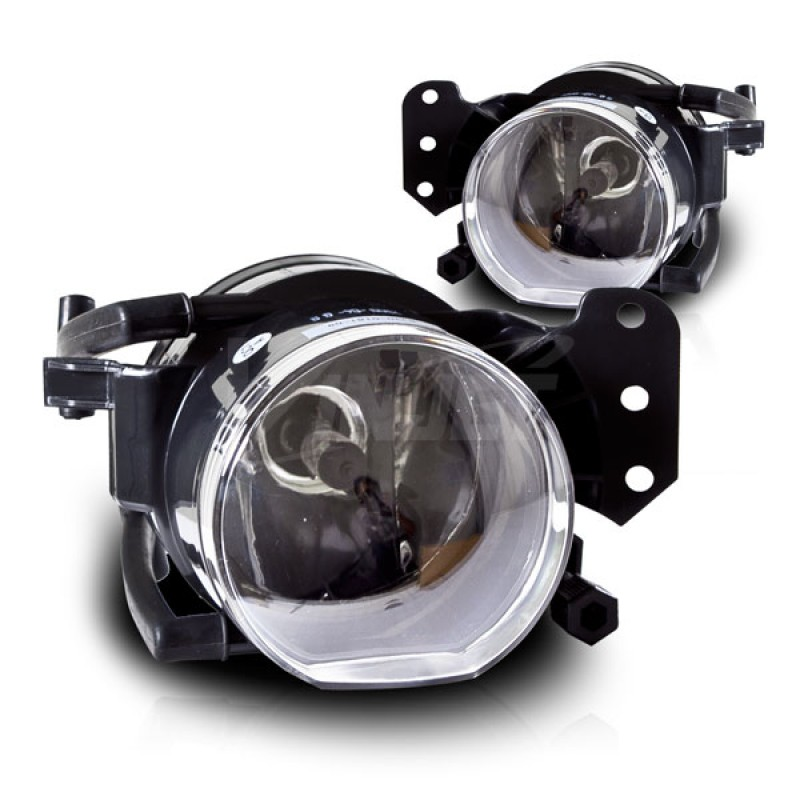 for BMW E90 E91 3 SERIES fog light with bulbs 2 pairs 1999-2006 halogen fog lamp car light assembly 63177897187 161 image