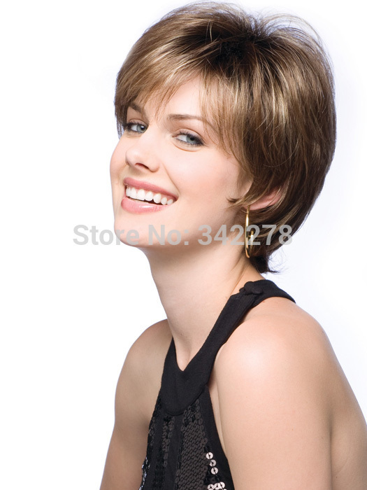 2015 pretty cut hairstyle synthetic