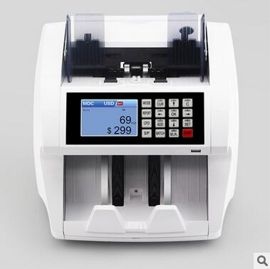 Ft 500 Dollars Euros Pounds Mixed Count The Multinational Currency Counterfeit Detector Sorting Stand U