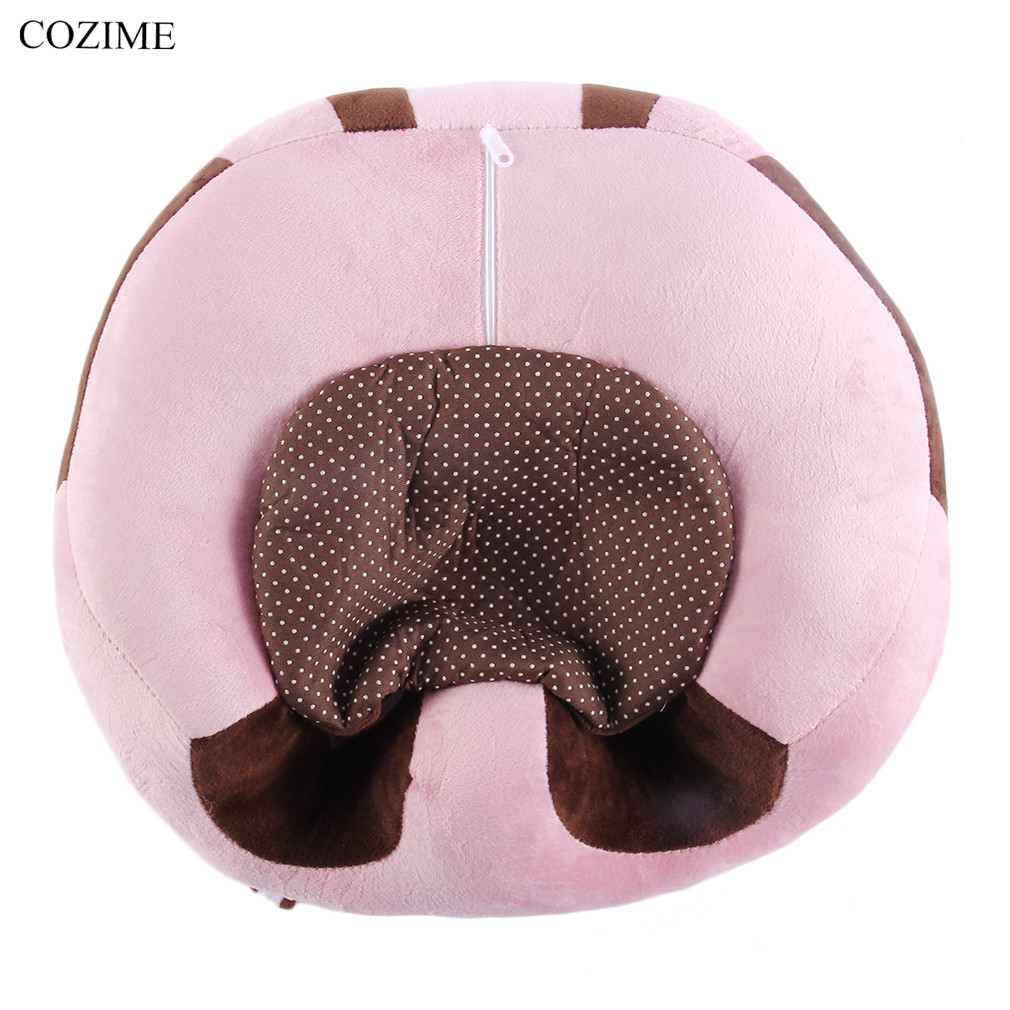 COZIME Infant Baby Sofa Support Seat Soft Cotton Safety Cotton Travel - Baby Furniture - Photo 5