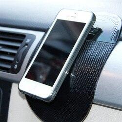 1PC Auto Dashboard Silica Gel Magie Halter Anti Slip Matte Für Auto Handy Auto Zubehör