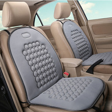 Factory Sale 3 Color Massage Universal Car Seat Cover Fit Most Cars with Tire Track Detail Car Styling Car Seat Protector 1Pc
