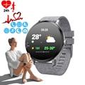 Luxus Männer Frauen Smart Uhr Mode Sport Armbanduhr Wasserdicht Wetter Prognose Elektronische Armband Calorie Pedometer Uhr-in Digitale Uhren aus Uhren bei