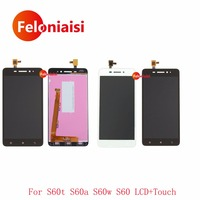 10Pcs Lot High Quality 5 0 For Lenovo S60t S60a S60w S60 Full Lcd Display With