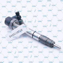 ERIKC 0 445 110 710 Auto części wtryskiwacz paliwa 0445110710 Diesel dysza wtryskiwacza elektrycznego 0445110710 wtrysk do wtryskiwacza bosch