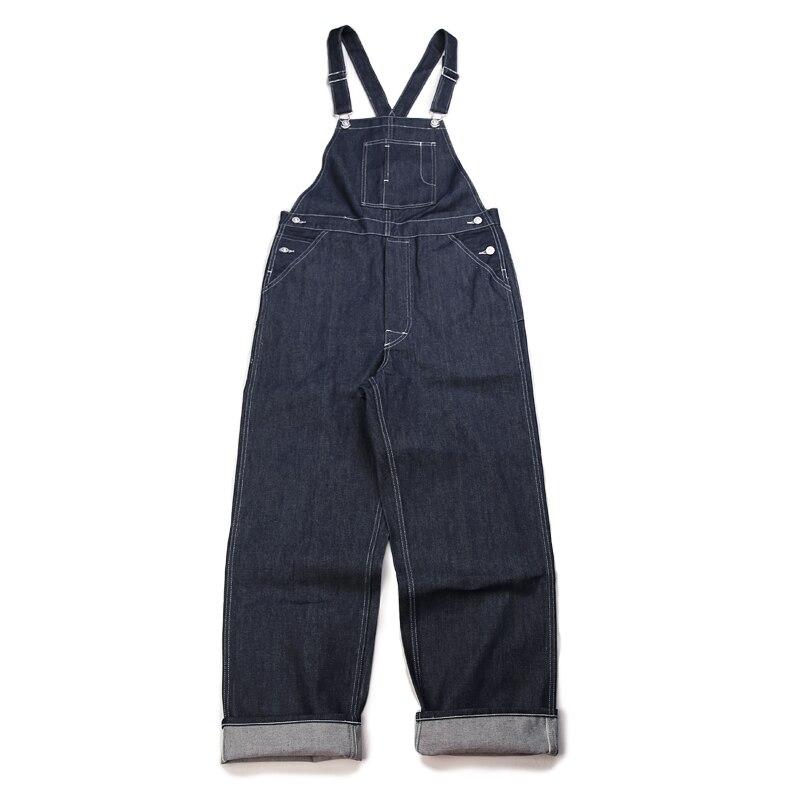 De Materias 14 5 ¡bronson 926 Unsanforised Selvage Mucho Pantalones Overoles Primas Oz Denim Mezclilla Descripción Indigo ttOgY