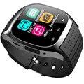 Оригинал M26 Bluetooth Smart Watch Для Apple IPhone6 5 IOS И Android SMS Напомнить Спортивная Фитнес Наручные Часы Телефон MTK Шагомер