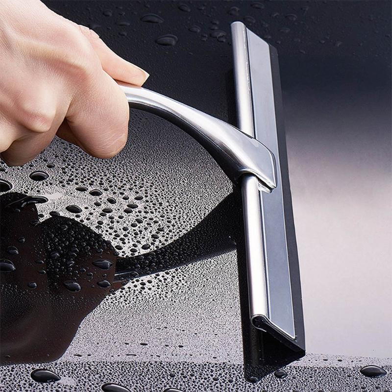 Table Window Universal Squeegee Wiper Cleaner Mirror Screen Tile Car Glass Blade Brush Kitchen Bathroom Shower Cleaning Tools