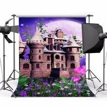 150x210 cm 사용자 정의 무료 사진 스튜디오 녹색 화면 크로마 키 배경 사진 스튜디오에 대 한 폴리 에스터 배경 어두운 벽돌 yu052