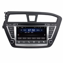 Quad Core HD 2 din 8″ Android 5.1 Car Radio DVD GPS for Hyundai I20 2014 2015  With 3G WIFI Bluetooth IPOD TV AUX IN USB DVR