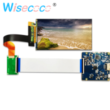 5.5 inch 1440x2560 2K IPS LCD screen display LS055R1SX03 with HDMI to MIPI controller board for Raspberry Pi 3