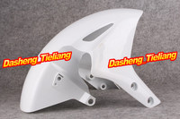 GZYF Motorcycle Fairing Front Fender for Honda 2004 2005 CBR1000RR & 2011 2013 VFR1200 Cover Parts Unpainted White ABS Plastic