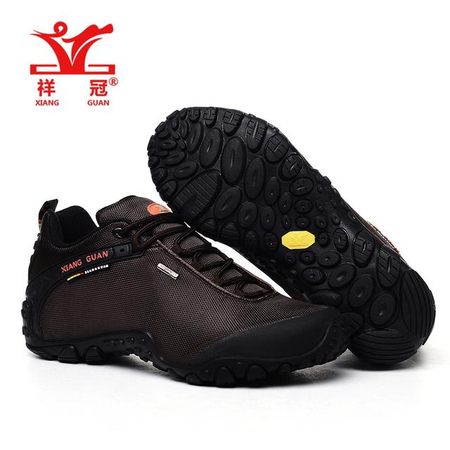 XIANGGUAN Man Hiking Shoes