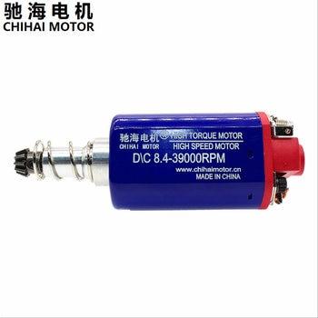 Chihai Motor CHF-FS480WA Motor de engranaje para Airsoft pistola de balines M180 M4 M16 MP5 G3 M14 alto par/alta velocidad D airsoft AEG