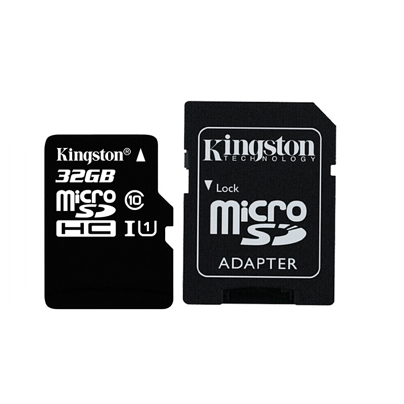 Kingston Memory Card 16G 32GB 64GB Class10 SDHC SDXC 48MB/S Micro sd card flash card Memory Microsd TF/SD Cards for Phone Tablet