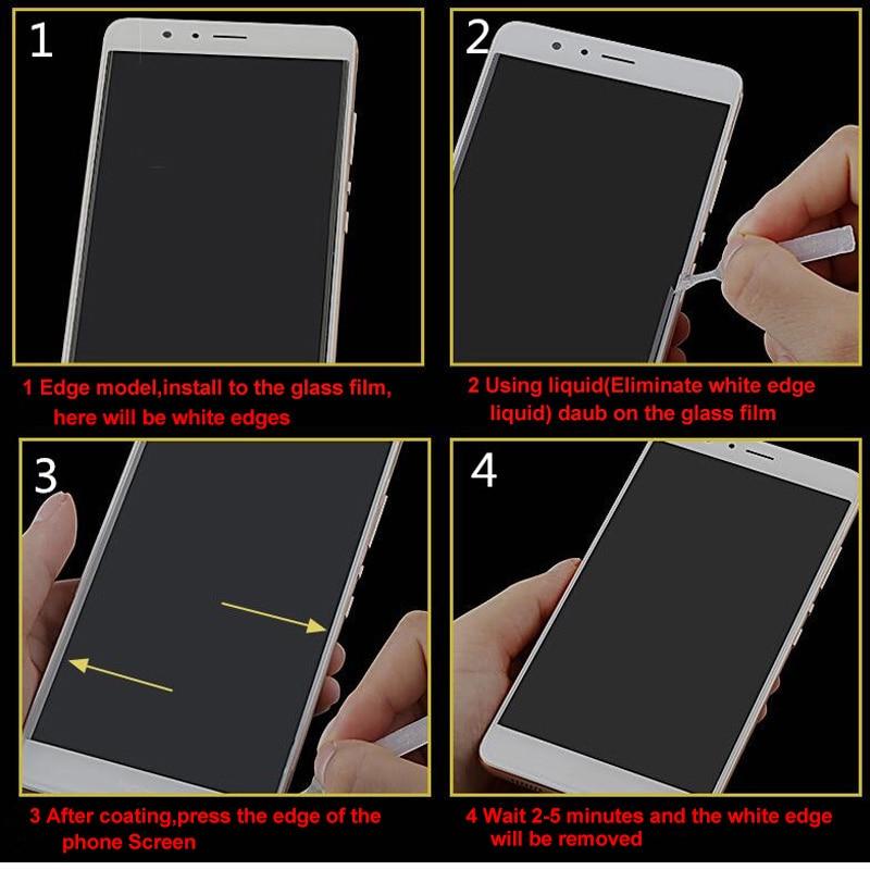Για Samsung J5 2017 Tempered Glass Για Samsung Galaxy A3 A5 A6 - Ανταλλακτικά και αξεσουάρ κινητών τηλεφώνων - Φωτογραφία 5