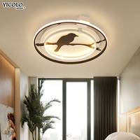 Modern LED Ceiling Light Living Room Bedroom Lighting Fixture Lamp Surface Mount Remote Control Home Decoration Kitchen fixtures