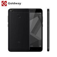 Original Xiaomi Redmi 4X 4 X Pro Mobile Phone 3GB RAM 32GB ROM Snapdragon 435 Octa