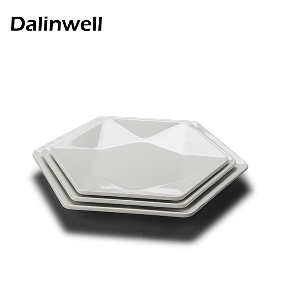 2017 new japanese hotel tableware creative imitation porcelain