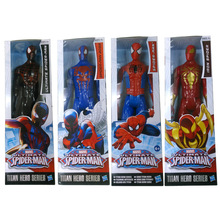 Amazing Spiderman 12″/30cm PVC Spider man Action Figure Model Good For Collection & Gift For Children Good