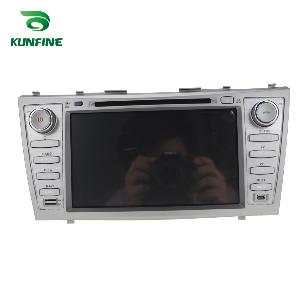 Android Car DVD GPS Navigation Multimedia Player Car Stereo For TOYOTA CAMRY(2007-2010) 8.0 Radio Headunit (6)