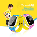 Tencent QQ European Edition Children Smart Watch WiFi GPS Watch Anti Lost Kids Smartwatch SIM LBS SOS Alarm for Android IOS