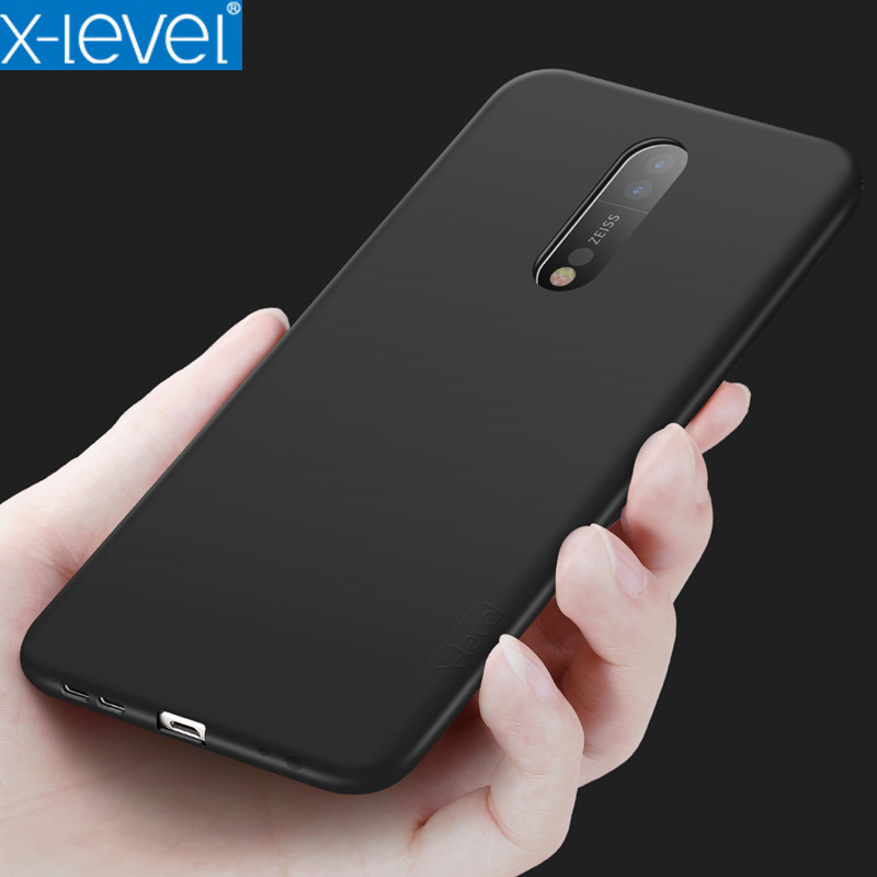 For Nokia 8 Case Nokia 8 Case X-Level Guardian Series Soft Matte TPU Phone Case For Nokia 8 Scrub Silicone Ultra thin Back Cover