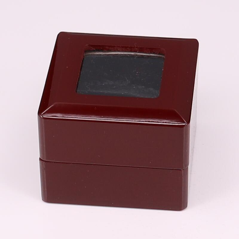 USA size 11 factory wholesale price 1985 IPDEKCR085 rings solid ring display box drop shipping