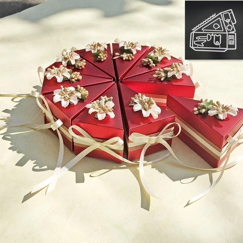 Large size metal cutting dies CANDY GIFT WEDDING BOX  For Scrapbooking Embossing Decorative Crafts DIY Paper Cards New 2018Large size metal cutting dies CANDY GIFT WEDDING BOX  For Scrapbooking Embossing Decorative Crafts DIY Paper Cards New 2018