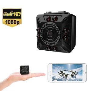 Image 2 - SQ10 SQ11 SQ12 Mini Camera 1080P Full HD Night Vision Camcorder Car DVR Video Recorder Sport Digital Camera Support TF Card