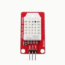 5 pces alta precisão am2302 dht22 digital temperatura & módulo sensor de umidade