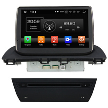 1024*600 4 GB RAM 1 DIN Android 8.0 octa Core 32 GB ROM Bluetooth coche GPS DVD multimedia player para Mazda 3 Axela 2014