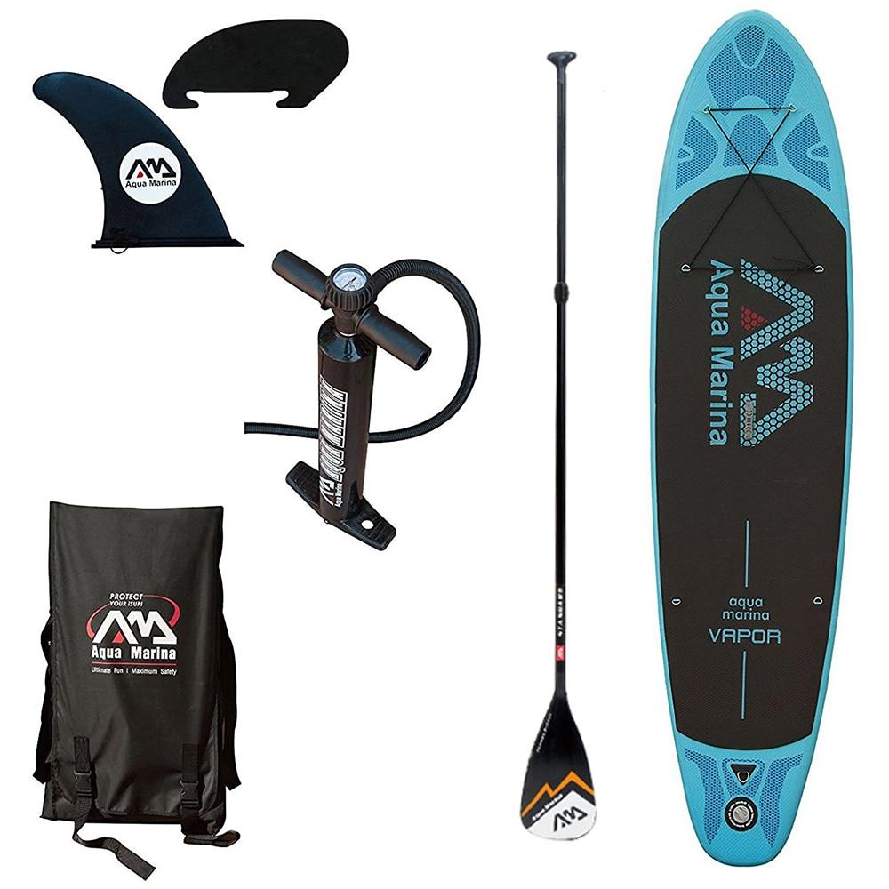 Vente chaude DWF Aqua Marina Vapeur gonflable sup stand up paddle surf conseil