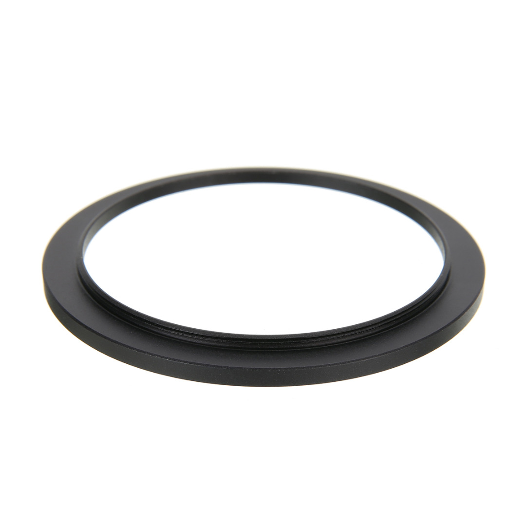 New Aluminum Alloy 67mm to 77mm Step Up Ring Lens Black High Quality Filter Stepping Adapter Mayitr
