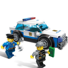 SLPF Toys For Children Puzzle Early Education Assembly Insert Assembling Plastic Blocks Sports Car Airplane Model Toy LegoingC06 цены