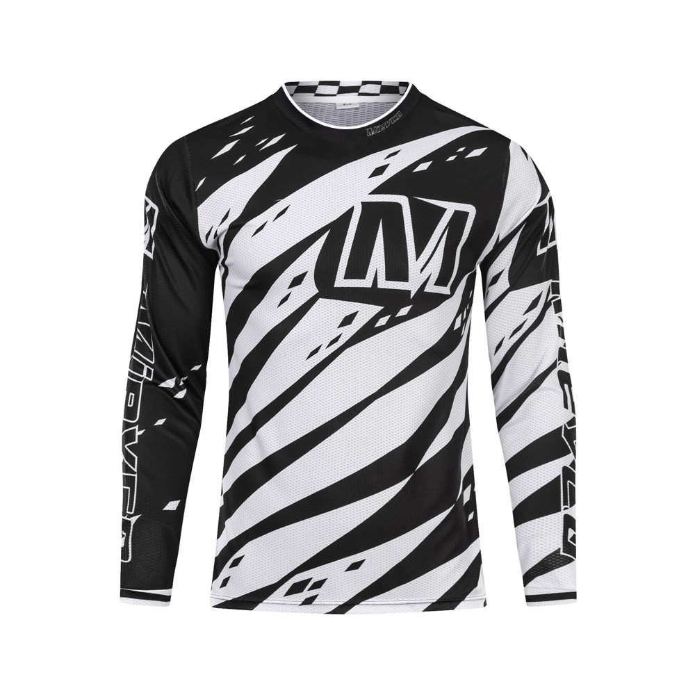 Mieyco Mtb Jerseys Quick Dry Cycling Jersey Off Road Mountain Bike Shirt Motocross Downhill Jersey Mtb Motorcycle Cycling Tops
