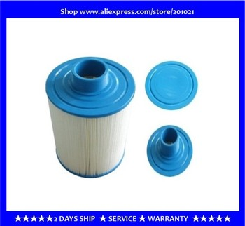 For Jazzi pool Cartridge filter 2012 version,175mmx143mm,50.8mm MPT thread, hot tub paper filter Hungry spas filter фото