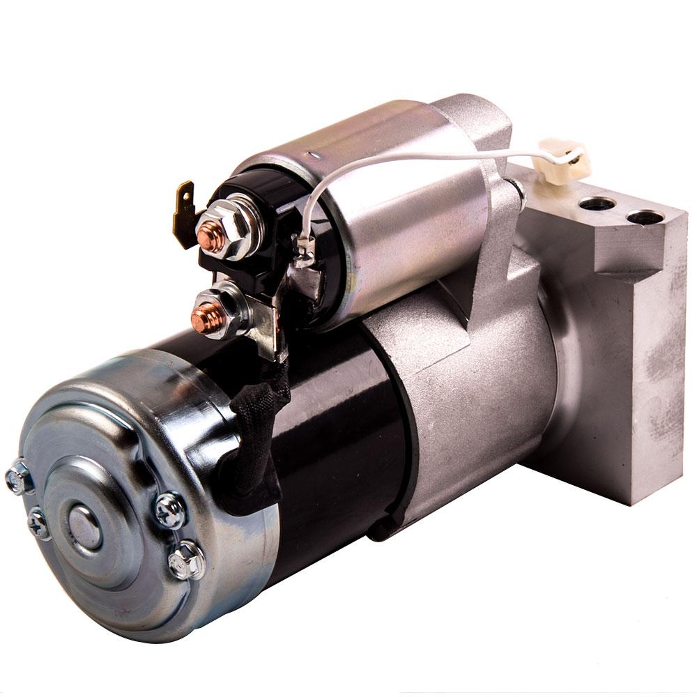 V8 BIG / SMALL BLOCK STARTER MOTOR FOR CHEVROLET CHEV CHEVY 3HP 327 350 400 396