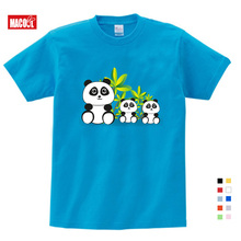 kids The new Panda baby girls clothes for Children t-shirt Tee Tops Summer short sleeved t shirt Suit Child clothing 3-12 years the child in the girls winter coat hoody three piece suit children children s clothing girl s clothes new year dress baby kids