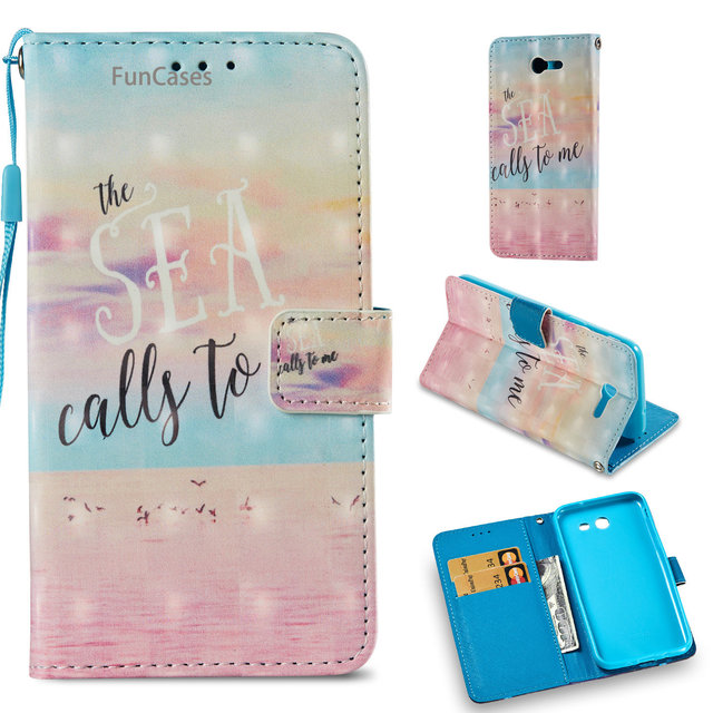 promo code 5f46d 6c1d0 US $4.26 31% OFF|Cute Girl Flip Case sFor Capa Samsung J3 2017 US Version  Soft TPU Phone Case Cellular Samsung Galaxy J3 Prime J3 Emerge J327 US-in  ...