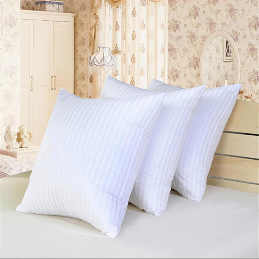 Free Shipping Square Pillow Inner Home Decor Cushion Filling Pillow Insert  For Sofa Chair Car Cushion