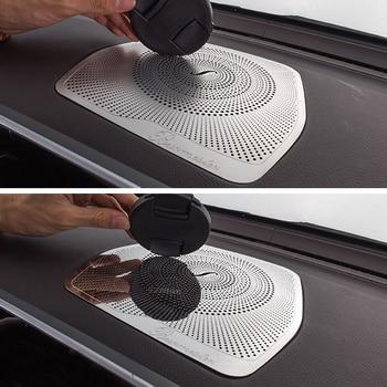 Dashboard Loudspeaker Cover Stickers Trim Accessories LHD...