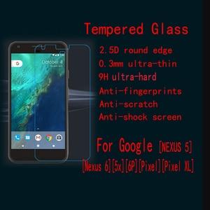 Wholesale 10pcs/lot FENGHEMEI Tempered Glass Screen Protector For Google Nexus 5 6 5X Nexus 6P Pixel XL 2 XL 3 2XL 3XL 3A XL