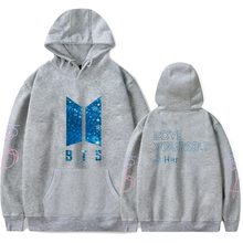 BTS Galaxy Hoodies