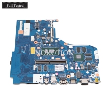 NOKOTION 5B20M31226 CG413 CG513 CZ513 NM-A981 For lenovo 510-15IKB Laptop Motherboard SR2ZU I5-7200U DDR4 HD 620 Geforce 940MX