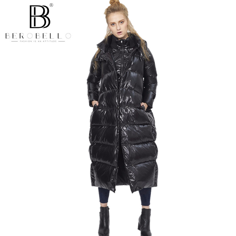 purchase cheap c5515 206ba BEROBELLO 2017 Vendita Calda di Inverno Giù Donne Cappotto X ...