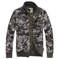 2017 Spring Mens Bomber Jacket Military Army Camouflage Windbreaker Jacket P6075